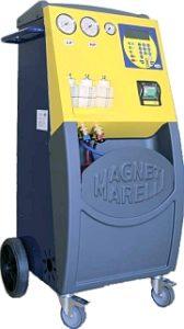 Stacja obsługi klimatyzacji automat do klimatyzacji